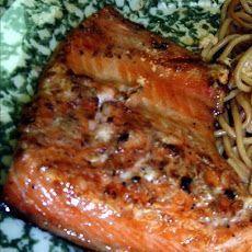 Honey Teriyaki Salmon Recipe