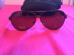 Mercedes-Benz sunglasses with case #MercedesBenz #Sport