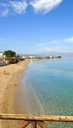 Sfakaki Beach in Rethymno, Crete Most Beautiful Greek Island, Most Beautiful Beaches, Beautiful Places, Rethymno Crete, Greece Photography, Outdoor Spa, Seaside Village, Hidden Beauty, Crete Greece