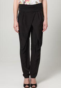 Anna Field Pantalon classique - black - ZALANDO.BE