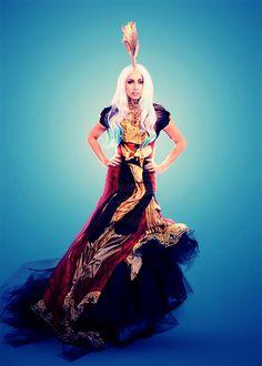 McQueen. Lady GaGa.