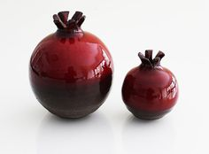 Ceramic Pomegranate от AdamaDesigns на Etsy