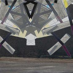 Mural painting on geographic abstraction. Ask for yours. Studio visit at 56 Bogart street Bushwick NYC #abstract #abstraction #geographic #abstractpainting #abstractartwork #contemporaryart #contemporarypainting #colors #bushwickart #bushwick #sales #buyart #artcollector #artcommunity #artonwalls #artoninstagram #instaart #artgallery #artcurators #artlovers #graffiti #artistlife #artoftheday #artmuseum #artcreative #wallpainting #mural #outdoor #streetart #graffitiart