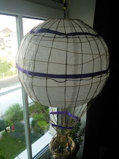 Air ballooning for the nursery. Nursery, Ceiling Lights, Pendant, Home Decor, Homemade Home Decor, Day Care, Baby Rooms, Ceiling Light Fixtures, Trailers