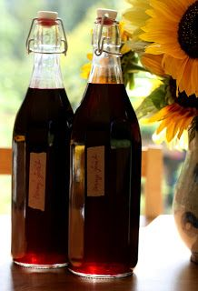 k v . b a r n: Aronia berry syrup recipe                                                                                                                                                                                 More