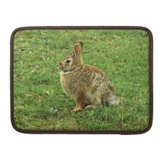 Wild Rabbit Personalized Mac Book Pro Sleeve Sleeves For MacBook Pro