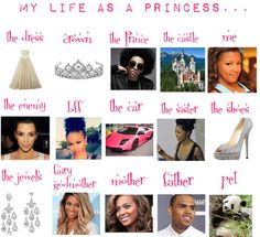 """My Princess Life"" by bianca-pink99 ❤ liked on Polyvore"