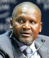 The hectic schedule of Africa's richest man Aliko Dangote