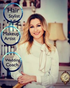 Stylists, T Shirts For Women, Makeup, Hair, Wedding, Tops, Fashion, Drawing Rooms, Counseling