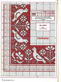 Cross Stitch Bookmarks, Cross Stitch Borders, Cross Stitch Charts, Cross Stitch Embroidery, Embroidery Patterns, Cross Stitch Patterns, Hungarian Embroidery, Patch Quilt, Baby Knitting Patterns