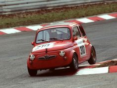 Another little Steyr Puch 650 TR – Oldtimer Grand Prix 1987