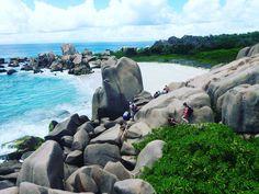 An der Anse Marron #taipan_seychellen #seychellen #ladigue
