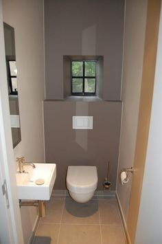 1000 images about huis on pinterest met interieur and sonos play 5 - Deco wc modern ...