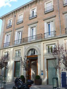 Palacio de los Condes de Tepa, hoy Hotel NH, Madrid