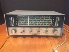 Vintage-HAM-Radio-Heath-Heathkit-Shortwave-Radio-Receiver-GR-64