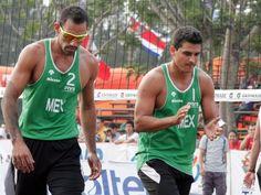 Mexicanos regresan con dos bronces en el Tour Mundial de Voleibol de Playa.