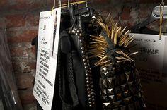#theblondedaria #spikes #fashion #style