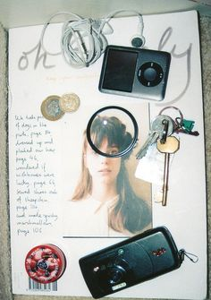 Oh Comely (and other items I take everywhere) by AmyLisaa, via Flickr