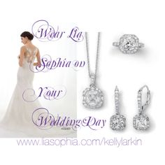 """Save Money, Wear Lia Sophia At Your Wedding"" by kellylarkin on Polyvore... www.liasophia.com/kellylarkin or email me at kellylarkin27@gmail.com to place an order or book a party!"