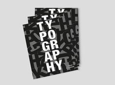 """Check out my @Behance project: """"Typography Book Design"""" https://www.behance.net/gallery/47192549/Typography-Book-Design"""