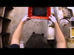 ▶ Making a tintype- First-person point of view using a GoPro - YouTube