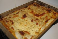 chef Ramsey lasagna