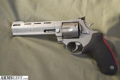 Taurus Raging Bull 44 Mag, and this is what I'd put in the nightstand
