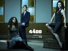 The 4400  USA (ended 2007)