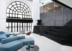 8. Dự án: Văn phòng Arkwright Thực hiện: Haptic Architects. Địa điểm: Anh