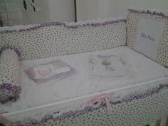 próximo anterior. Kit berço floral rosa kit berço maringá kit berço personalizado