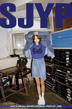 SJYP.KR #lookbook
