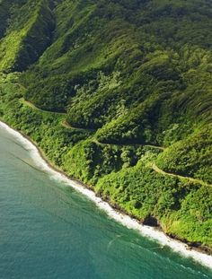 Hawaii's curvy Road to Hana in Maui