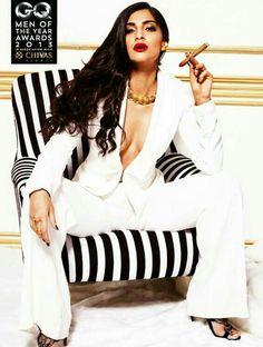 Sonam Hottest Photoshoot for GQ Magazine 2013