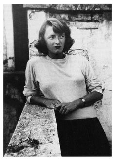 Maria Britneva in 1948, the year she met Tennessee Williams. He knew an embattled romantic when he saw one—and let her re-create her life through their relationship.