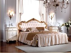 Classic Bedroom Design, The past aesthetic features surround us every where, even of great innovations and new fashions in every field, we feel loyalty for the past. So the classic bedroom design is Bedroom Green, Bedroom Colors, Bedroom Decor, Bedroom Ideas, Bedroom Lighting, Dream Bedroom, Luxury Bedroom Furniture, Luxury Bedding, Bedroom Photos