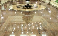 Classic Marble Restoration is the only South Florida marble restoration company that incorporates dust-free marble and stone cleaning methods.