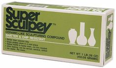 Sculpey Super Sculpturing Compound 1 lb. box, Beige on Amazon today for $12.08 ON SALE & eligible for FREE Super Saver Shipping find more items like this at http://www.ddsgiftshop.com/arts-crafts-and-sewing  Be a fan on Facebook here https://www.facebook.com/AmazonDealsArtsCraftsAndSewing