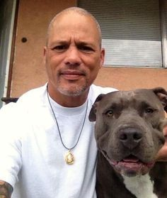 David Labrava...aka Happy Lowman. He may be fifty some years old but to me he is sexy and my favorite<3