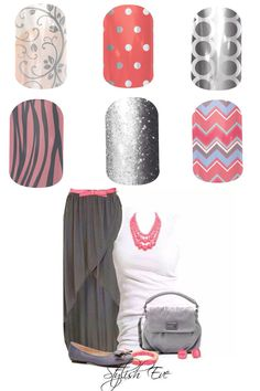 Ask me about Jamberry Nail wraps!     www.ashleymcharper.jamberrynails.net