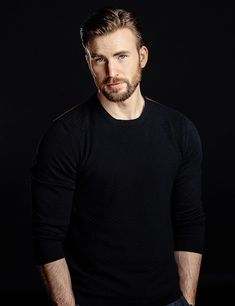 Chris Evans for Vanity