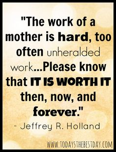 Quotes about motherhood, hard quotes, me quotes, quotable quotes, great quo Hard Quotes, Lds Quotes, Quotable Quotes, Great Quotes, Quotes To Live By, Faith Quotes, Qoutes, Divorce, Marriage