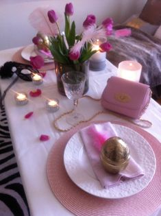 """""""My pink passion . Pink Table Settings, Easter Table Settings, Interior Design Photos, Christian Grey, Decorating Blogs, 50 Shades, Home Decor Inspiration, Small Spaces, Scandinavian"""
