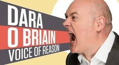 Image result for dara o briain voice of reason The Voice, Baseball Cards, Sports, Gifts, Image, Hs Sports, Presents, Favors, Sport