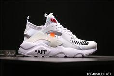 newest 91256 496cf Off-White x Nike Air Huarache 4 Mens Shoes White Black on www.offwhiteonline