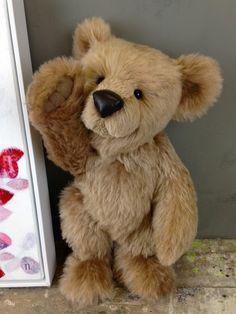 Fossiil bears Bertie