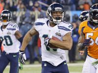 2 min video highlights of Percy Harvin - Seattle Seahawks save best act for last in Super Bowl 48 (2014) WOW.