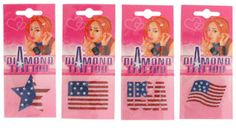 Wholesale Jewelry & Accessories - Patriotic Accessories