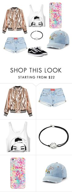 """""""xoxo"""" by inae-leigh on Polyvore featuring moda, Sans Souci, Alex and Ani, Casetify e SO"""