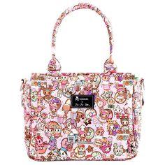 Ju-Ju-Be x tokidoki Donutella's Sweet Shop Be Classy! ~ $165
