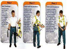 SGSST   Charla de Seguridad Trabajo en Alturas - El Arnés.